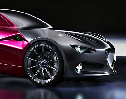Revival Project - Alfa Romeo E-Sprint