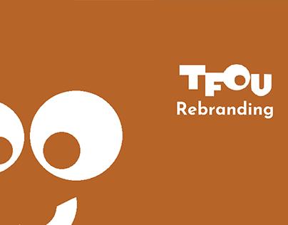 TFOU Rebranding (2021)