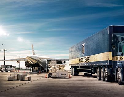 Aeroport - Truck Protege