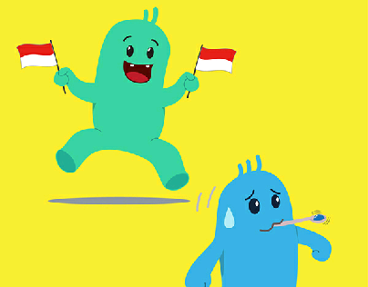 Emoticon: Games on Indonesian Independence Day