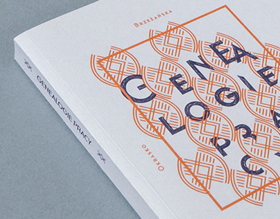 Work Geneaologies - book design
