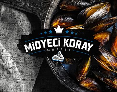 Midyeci Koray | Corporate Identity