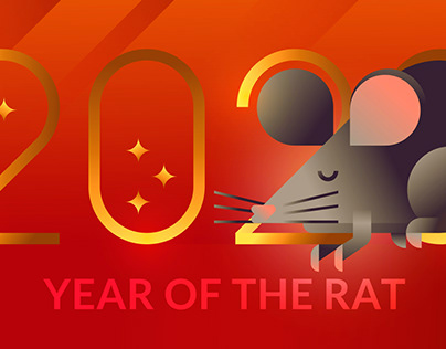 2020, Year of the Rat