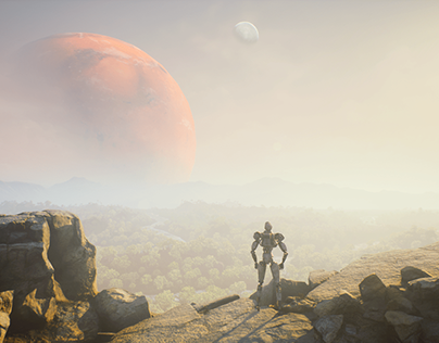 UE4 - Uncharted Planet