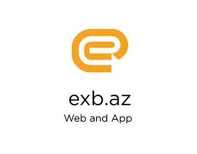 Express Bank - Web and App development