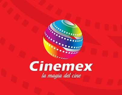 CINEMEX 〄 STAND
