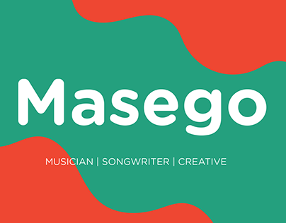 Masego- Website Redesign