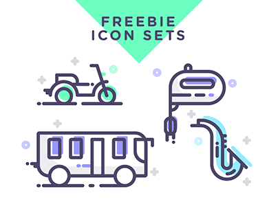 Freebie Icon Sets