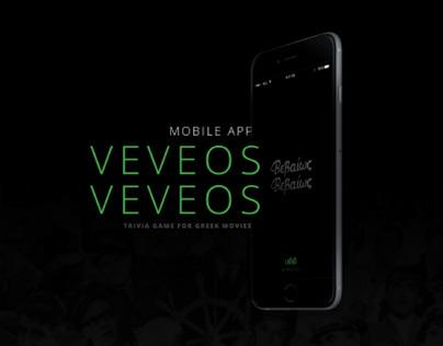 Veveos-Veveos. Mobile app