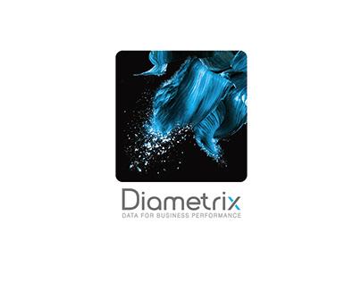 DIAMETRIX - Branding Concept - 2017