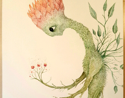 Botanical Work: 2016