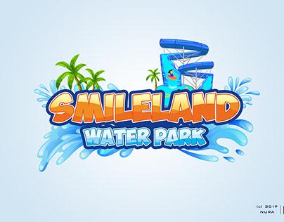 Smileland Water Park Logo