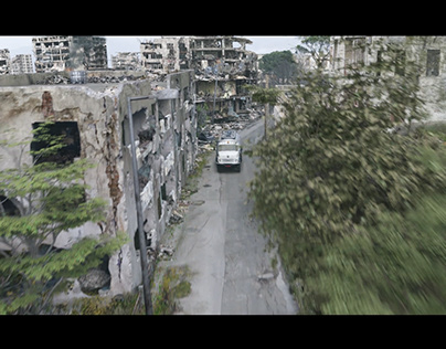 Hamlet Feroon movie VFX Breakdown