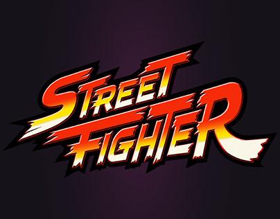 Street Fighter (FAN ART)