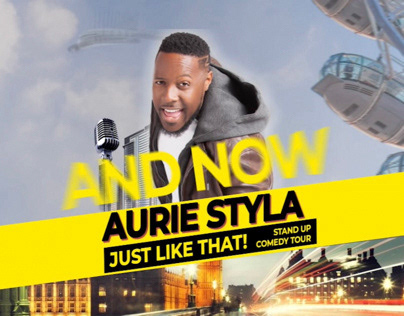 Aurie Styla - Just Like That Tour