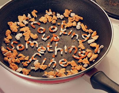 Cooking Up Something Good