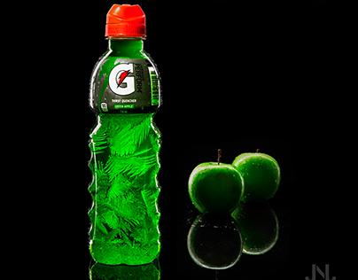 "Powerade G ""Green Apple"""
