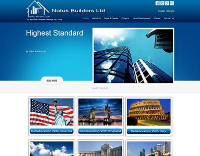 Notus Builders Ltd