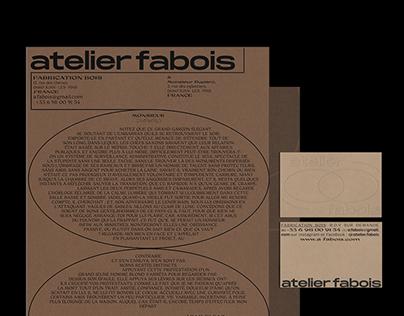 Atelier Fabois