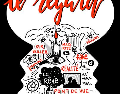 TEDxQuaideSaintOuen - Le Regard