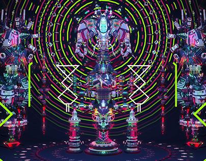 Bassnectar - Cosmic Machinaria