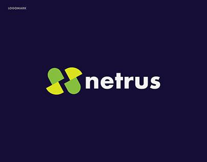 N logo , Letter logo