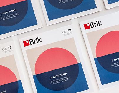 Brik Magazine - Q1 - 2018
