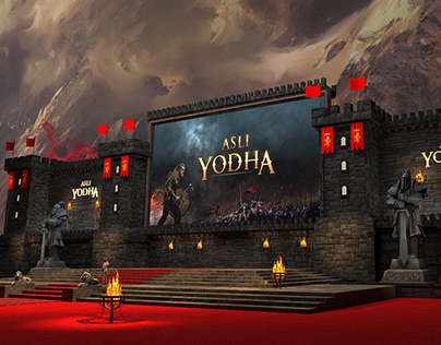 Asli Yodha (virtual Event)