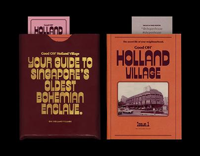 Good OH' Holland Village