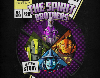THE SPIRIT BROTHERS