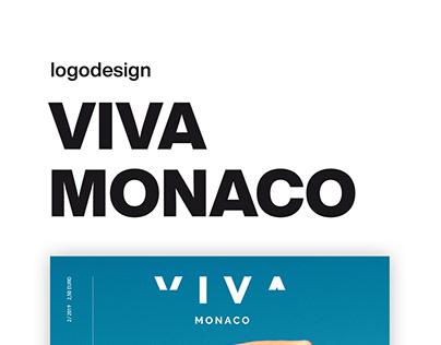 Logodesign   Viva Monaco