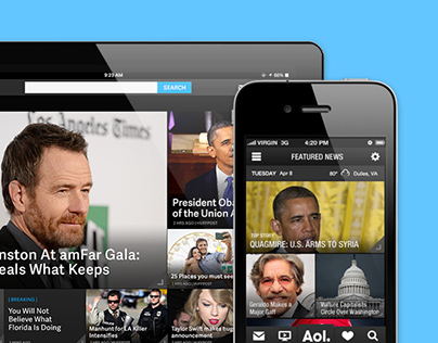 AOL Mobile App