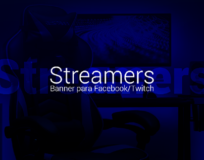 BANNERS facebook/Twitch
