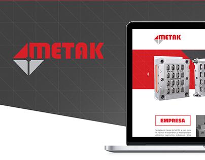 Comunicação integrada METAK