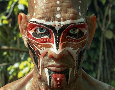 The Chieftain Warrior