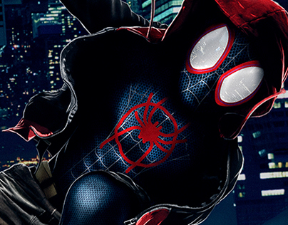 Spider-Man - Miles Morales - Composite - Fan Art