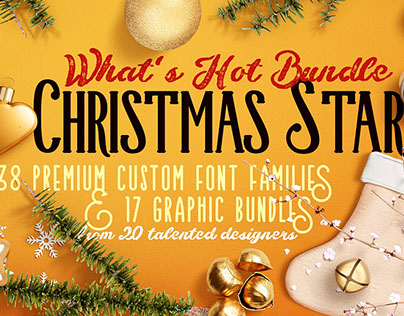 What's Hot Bundle vol.9 – Christmas Star