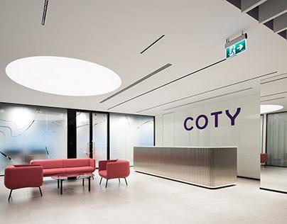 Офис компании COTY