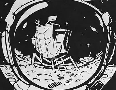 Codemotion - Lunar Landing
