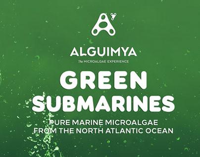 Alguimya Green Submarines