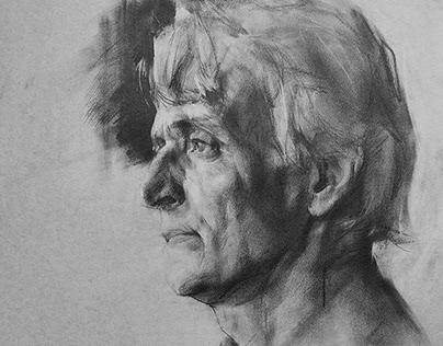 Ivan Loginov - Portrait of a man