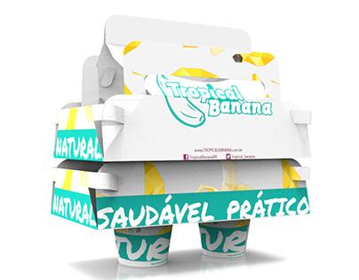 Embalagem: Proposta de Redesign para Tropical Banana