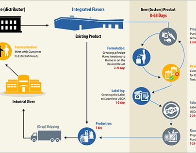 Process Infographics
