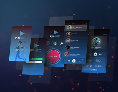 App (UX/UI)