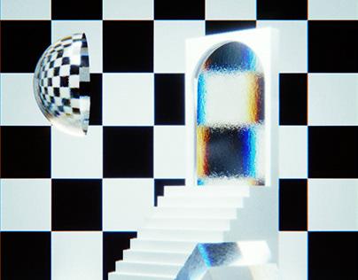Acid Habibti - Animated Poster