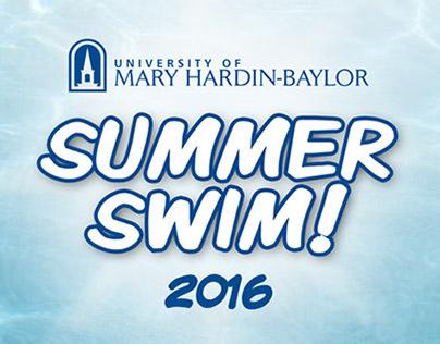 Summer Swim Program, 2016