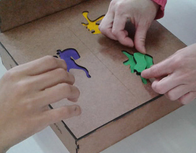 Play kit for children with Down Syndrome and Autism