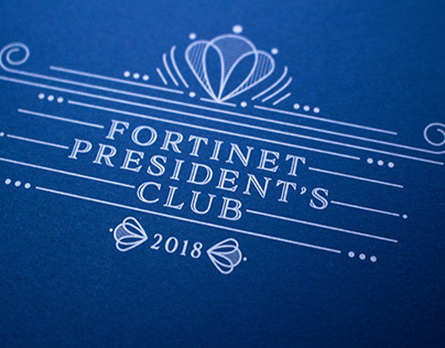 Fortinet President's Club
