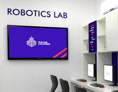Robotics Lab Design for PGC