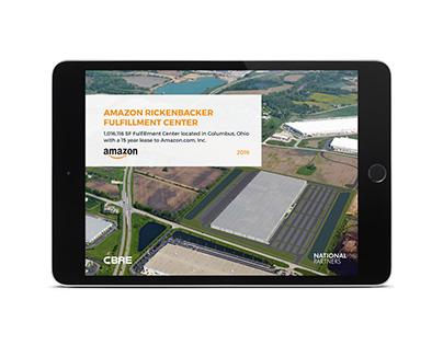 CBRE - Amazon Fulfillment Center